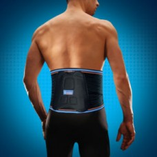 Sport lumbar support belt